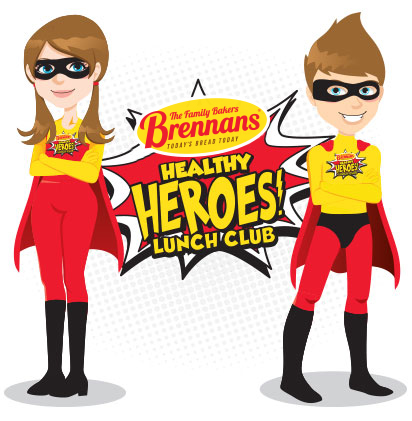 Healthy heroes lunch club updated