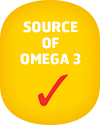 Source of omega3