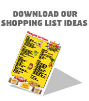 Shopping list ideas  175x200
