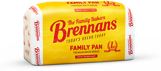 Brennans Family Pan Brennans Bread