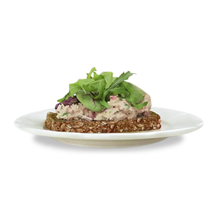 Tuna & Roasted Red Pepper with Wholewheat