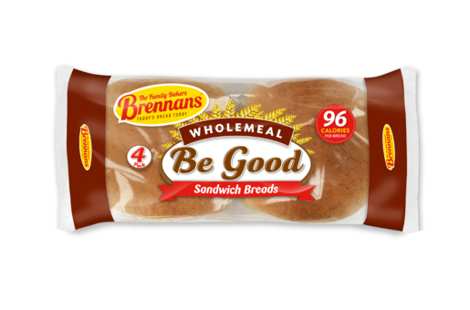 3381 Be Good Wholemeal Sandwich Breads 3D