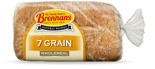 Brennans Natural Recipes 7 Grain