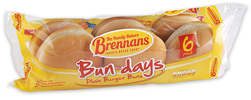 Brennans Plain Bun-Days