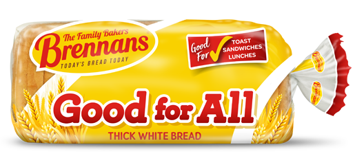 Brennans Thick White Sandwich