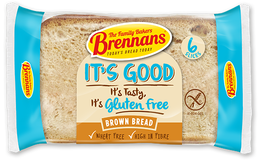 Glutenfree brown product